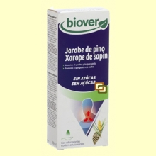 Jarabe de Pino Bio - Sin azúcar - 150 ml - Biover