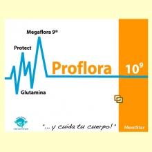 Proflora 10 - Simbiótico - 30 cápsulas - MontStar
