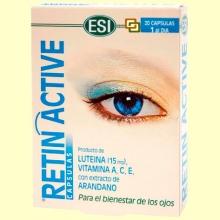 Retin Active Cápsulas - 20 cápsulas - Laboratorios ESI
