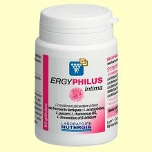 Ergyphilus Íntima - Fermentos lácticos - 60 cápsulas - Nutergia