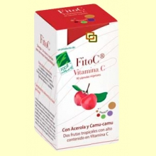 Fito C - Vitamina C - 90 cápsulas - 100% Natural
