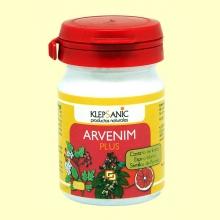 Arvenim Plus - Piernas cansadas - 80 comprimidos - Klepsanic