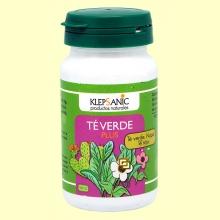 Té Verde Plus - 60 cápsulas - Klepsanic