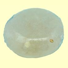 Pastilla de Sal del Himalaya Redonda - 275 gramos - Tierra 3000