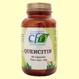 Quercetin - Antioxidante celular - 60 cápsulas - CFN