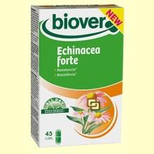 Echinacea Forte - 45 cápsulas - Biover