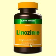 Linozime - 60 perlas - Enzime Sabinco