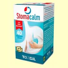 Stomacalm - Para las mucosas digestivas - 40 cápsulas - Tongil