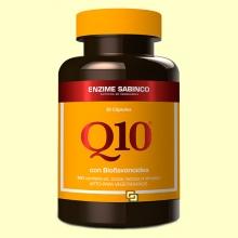 Q-10 - 30 cápsulas - Enzime Sabinco