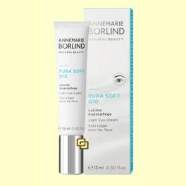 Beauty Specials Contorno de Ojos Pura Soft Q10 - Coenzima Q-10 - 15 ml - Anne Marie Börlind