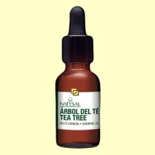 Aceite Esencial Tea Tree - Árbol de Té - 15 ml - Natysal