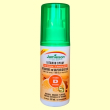 Vitamina D3 25 mcg Spray - 58 ml - Jamieson