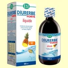 Diurerbe Forte Fluido Piña - 500 ml - Laboratorios ESI