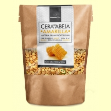 Cera Amarilla de Abeja Convencional - 500 gramos - Terpenic Labs