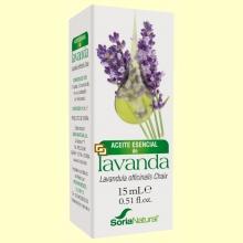 Aceite esencial de Lavanda de Soria Natural
