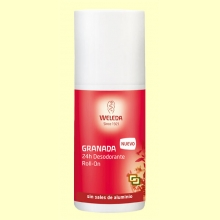 Desodorante Roll-on Granada - 50 ml - Weleda