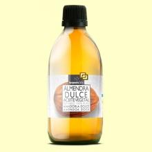 Aceite Vegetal de Almendra Dulce Refinado - 500 ml - Terpenic Labs