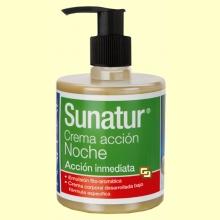 Sunatur Crema Corporal Reductora Acción Noche Vientre y Caderas - 500 ml - Natysal