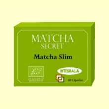 Matcha Secret - Matcha Slim - 60 cápsulas - Integralia