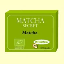 Matcha Secret - Matcha - 60 cápsulas - Integralia
