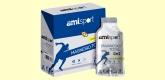 Magnesio Total Gel sabor limón - 12 sobres bebibles - amlsport