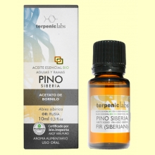 Pino Siberia - Aceite Esencial Bio - 10 ml - Terpenic Labs