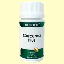 Holofit Cúrcuma Plus - 50 capsulas - Equisalud