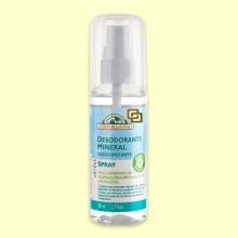 Desodorante Mineral Spray - 80 ml - Corpore Sano