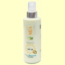 Crema Solar EcoBio SPF 30 - Crema Solar EcoBio SPF 30 - 200 ml - Herbofarm