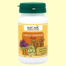 Cardo Mariano Plus - 60 cápsulas - Klepsanic