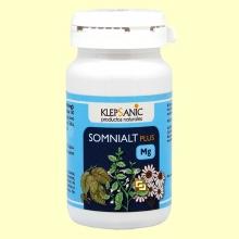 Somnialt Plus - Sueño reparador - 80 cápsulas - Klepsanic