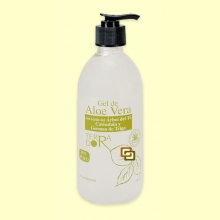 Gel Aloe Vera y Árbol de Té - 250 ml - Derbós