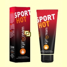Kyrocream Sport Hot - 120 ml - Outback
