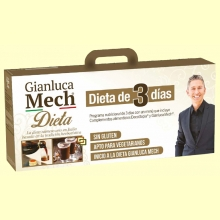 Dieta 3 Días - Gianluca Mech - 1 kit - Herbofarm