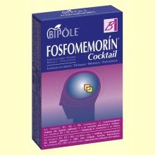 Bipôle Fosfomemorín - 20 ampollas - Intersa