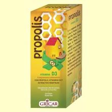 Propolis Vitamina D3 - 150 ml - Gricar