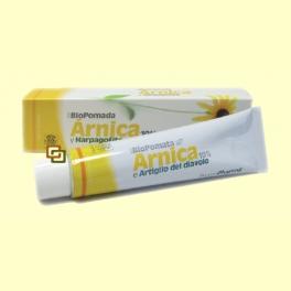 Ecobiopomada Árnica y Harpagofito - 50 ml - Herbofarm