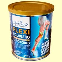 Flexi Colágeno Reforzado Estado Puro - 275 gramos - Tongil