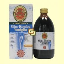Slim Kombu - Vainilla - 500 ml - La Decottopía