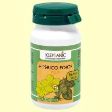 Hipérico Forte Plus - 80 cápsulas - Klepsanic