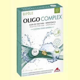 Bipôle Oligo-Complex - 20 ampollas - Bipole