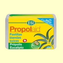 Propolaid Pastillas Blandas Suizas - Eucalipto - 50 gramos - Laboratorios ESI