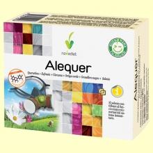 Alequer - 60 cápsulas - Novadiet