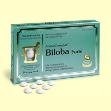 ActiveComplex Biloba Forte - 60 comprimidos - Pharma Nord