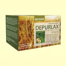 Depurlax Infusión - 30 compridos - Dietmed *