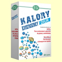 Kalory Emergency Diur - 24 comprimidos - Laboratorios ESI