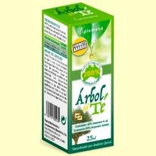 Aceite de Árbol del Té Australiano - 25 ml - Plameca