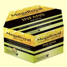 Mega Royal Infans Jalea Real - 20 ampollas - DietMed *