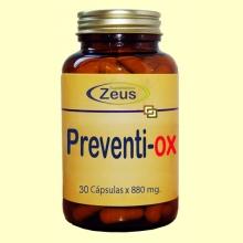 Preventi-Ox Antioxidante - 30 cápsulas - Zeus Suplementos