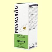Zanahoria - Aceite esencial Bio - 5 ml - Pranarom